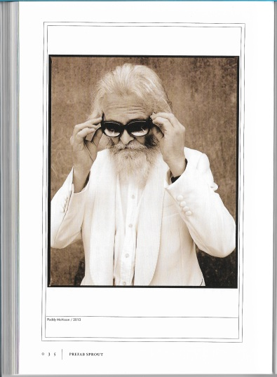 paddy mcaloon - picture pages 1