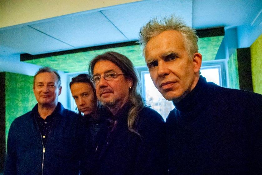 Esa Lehporturo, Ville Raasakka, Puka Oinonen and Joss Cope